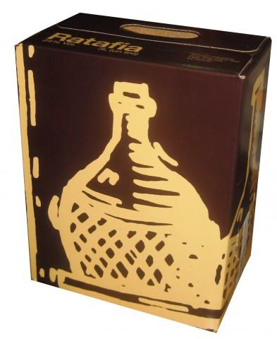 RATAFIA 3LT RUSSET BAG IN BOX C/4