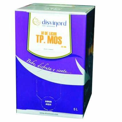 5 LT MOSCATELL 15º MASO BAG IN BOX
