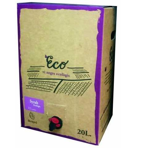 20 LT NEGRE SYRAH ECO BAG IN BOX €/LT ECOLOGIC