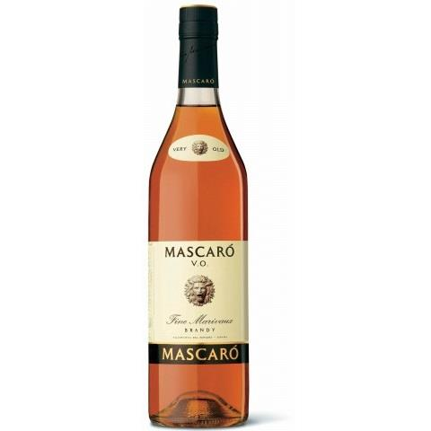 BRANDY MASCARO V..O. 75cl. 38º