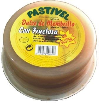 MENBRILLO DIET 350 GRS PASTIVEL