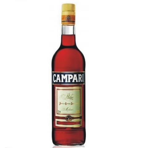 LICOR CAMPARI 0.70 lt 25º