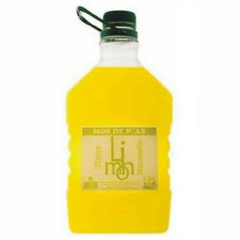 LICOR DE LIMON 30º XARIS 3 LITROS