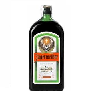 LICOR JAGERMEISTER 70CL. 35Ý