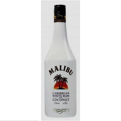 LICOR MALIBU COCONUT 70 CL. 21º