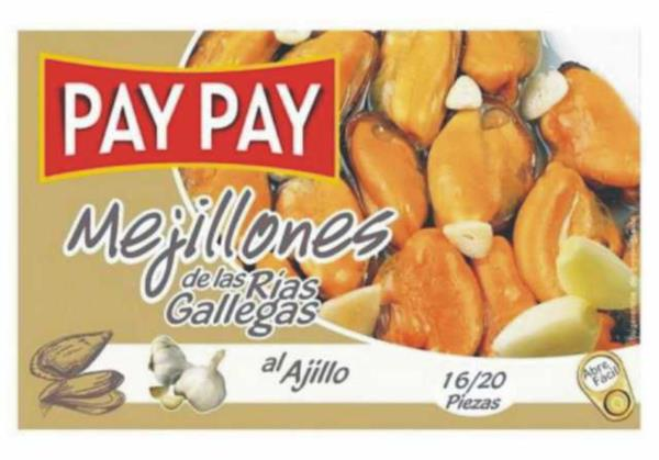 MUSCLOS ESCABEIX 8/12 PAY-PAY OL-120 F.A.