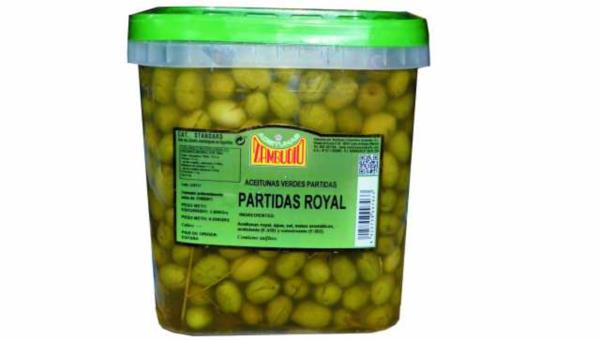 PARTIDA ROYAL 2.6 KGR ZAMBUDIO C/4