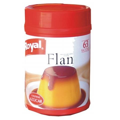 ROYAL FLAM POT 800 GRS.