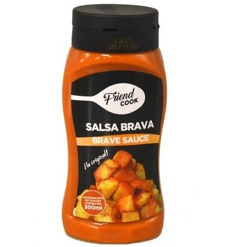 SALSA BRAVA TOP 300 FRIENDOOK JJJ