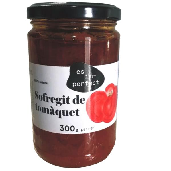 SALSA SOFRITO TOMATE 300 GR ESIMPERFECT