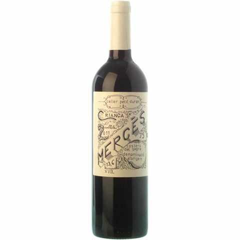 TINTO D.O.P. MERCES 14.5º 75CL. COSTERS DEL SEGRE