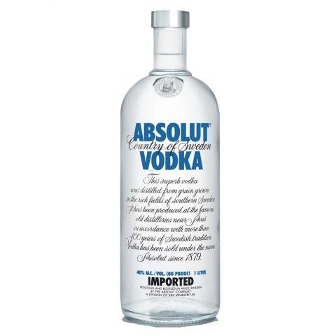 VODKA ABSOLUT 0.70 CL.