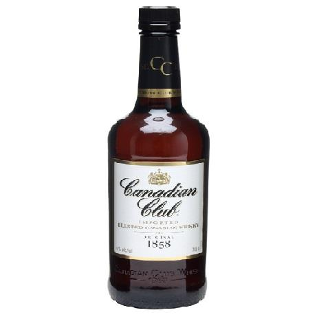 WHISKY CANADIAN CLUB 100 CL. 40º