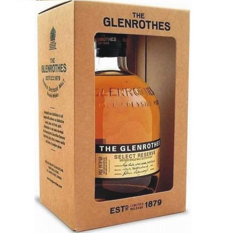WHISKY GLENROTHES MALTA 70 CL. 43º