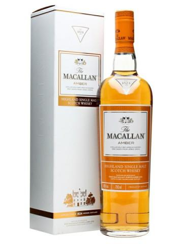WHISQUY MALTA AMBAR MACALLAN 70CL 40º